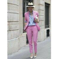 Women's Suits & Blazers Womens Pants suit Office Uniform Designs Women Tuxedo Female Trouser Formal Suit new 2020 Custom sizes and colors