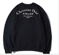 ingrosso vendita di hoodie uomini-Felpe con stampa di marca Felpe con cappuccio da uomo moda Vendita calda con cappuccio da uomo in autunno