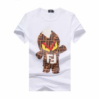 Wholesale crystals skulls resale online - 2020ss Print men T shirt fashion Medusa Tshirt Summer Short Sleeve Casual Tops Crystal Skulls T Shirt Design Brand Mens T shir