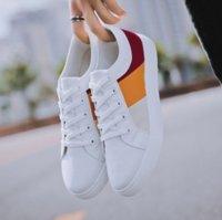 ingrosso scarpe casual maschile coreano-versione coreana scarpe di marca a buon mercato casuali taglio basso scarpe di combinazione della scarpa da tennis di modo delle donne scarpe casuali alta 40-45 stile superiore 18