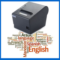 BluetoothThermal printer 80 mm Thermal printer 80 mm free Android SDK android Bluetooth printer low operating cost support windows