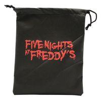 ingrosso zaini di stringa di stringa-Cinque notti alle borse di Freddy Fnaf lettera Drawstring Bag spiaggia Carry Bag per i bambini giocattoli regalo di favore per bambini regalo string pouch zaino FFA2089