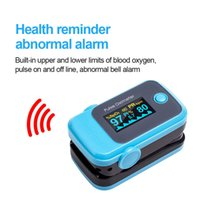 Wholesale pulse oximeter resale online - Pulse Oximeter Finger Pulse Oximeter Portable not with battery shipping by dhl