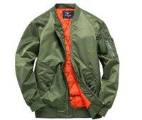 roupa japonesa venda por atacado-casacos Atacado-piloto New MA1 kanji preto verde vôo japonês MERCH BOMBARDEIRO outwears vestuário MA1 Coats Jaquetas masculina