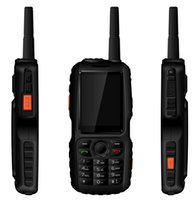 Wholesale wcdma gsm dual sim phones resale online - Original A18 IP67 mAh U Rugged Waterproof Phone Android GPS Zello PTT G Network intercom GSM Senior old man Mobile phone mini F22 F25
