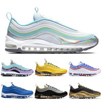 Wholesale cotton jersey fabric online - Iridescent Mens Running Shoes All Star Jersey Have a Day Grape Metallic Pack Triple White Black Women Athletic Sports Sneakers