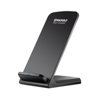 Wholesale wireless charger for sale - all Q740 Smartphones Coils Wireless Charger Fast Q740 Wireless Charging Stand Pad for iPhone X Plus Samsung Note S8 S7