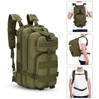 Wholesale outdoor backpack 3p bag resale online - 3P Tactical Assault Pack Backpack Army Molle Waterproof Bug Out Bag Small For Outdoor Hiking Camping Hunting Rucksack