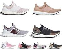Wholesale sports pixel resale online - 2019 designer sneaker running shoes Ultra UB Mens Women Pink Oreo REFRACT Clear Brown Dark Pixel Trainer Sports Sneakers