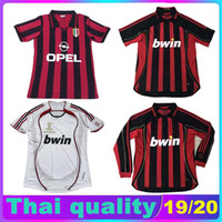 1991 92 AC Milan Home LS Shirt (Excellent) M