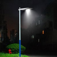 Wholesale solar integrated street lamp keep away from rain and dampness