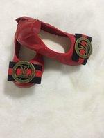 sapatos casuais para meninas venda por atacado-Sapatas das crianças da moda Primavera e Outono Meninas Sapatos Recém-nascidos Esportes Casuais Primeiro Walker Sapatos Infantil coco Prewalker