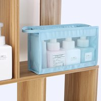 Wholesale accessories saws resale online - Cosmetics See Through Make Up Bag Organizer Mesh Travel Accessories Organizer