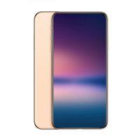 goophone 16gb gold groihandel-Goophone 11 Plus-Max Quad-Core-Handys 1GB RAM 16GB ROM MTk6580P Face ID Android Smartphones anzeigen 4GB / 512GB 8MP entriegelte Telefon