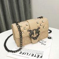 2018 Luxury Brand Women Chain Shoulder Bag Pearl Messenger Bags Famous Designer  Swallow Lock Lady Bag Handbag Clutch Purse Rolling Backpack Gym Bags For  Men ... 6616a5090432