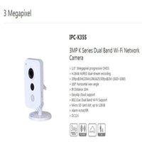 dahua 3mp kameralar toptan satış-Ücretsiz Kargo DAHUA Güvenlik WIFI Kamera CCTV 3MP K Serisi Dual Band Wi-Fi Ağ Kamera Logo olmadan IPC-K35S