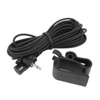 аудио интерфейс bluetooth оптовых-2.5mm Stereos External With Rack Car Audio Accessories Bluetooth Microphone Interface Radio Receiver Car Microphone Line