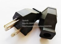 Wholesale connector assemblies for sale - Group buy High Quality Nema P US Connector Rewirable US Plug Assembly US Plug Free DHL Shipping