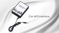 mp3 usb sd amplifier al por mayor-Audio Digital CD Changer DC 12V para BMW 4 Amplificador incorporado Chips No Signal Interfere Interfaz de MP3 para automóvil Cable de datos USB / SD Envío gratis
