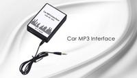 arabirim çipi usb toptan satış-Ses Dijital CD Değiştirici DC 12 V BMW 4 Dahili Amplifikatör Cips Hiçbir Sinyal Interfere Araba MP3 Arayüzü USB / SD Veri Kablosu Ücretsiz Nakliye