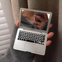 gants musulmans achat en gros de-20191114 pliant portable ins de création de miroir portable petit miroir cosmétique