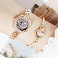 Wholesale bracelets married for sale - Group buy 2019 Newest Personality Noble Rhinestone Cuff Bracelets Golden Silver Rose Gold Married Bracelet Women Fashion Jewelry Gift