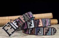 f alfabeto venda por atacado-HOT estilo clássico F cinto fivela duplo fivela do alfabeto tamanho real da imagem 105-125 cm BOA QUALIDADE como um presente não com a caixa 6898