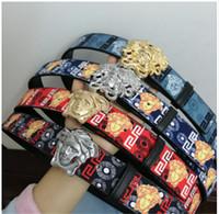 nuevo patrón de jeans al por mayor-Nuevo patrón para hombre Cinturones de cinturón de lujo para mujeres Cinturones de cuero genuino para hombres cinturones de diseño hombres de alta calidad N hebilla de cintura o jeans