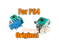 Original 3D Potentiometer Joy Stick Analog Axis Joystick Module for Sony Playstation4 PS4 Gamepad for PS 4 Slim Pro Contoller
