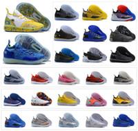 elite sport sneaker großhandel-Hot Zoom Kevin Durant KD 11 Multi-Color KD11 11S Zahlen BHM Iglu Männer Jubiläum Universität Basketball Schuhe X Elite Mid Sport Turnschuhe