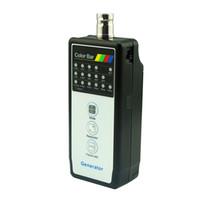 Color Bar Generator CCTV Camera Tester CVBS AHD 5MP CVI 4MP TVI 5MP Cable Line Monitor Detection