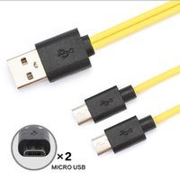 ZNTER One Drag 1//2//3//4 Micro USB Charging Cable for USB Rechargeable Battery WE