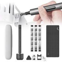 Wholesale precision torx driver set resale online - Xiaomi youpin Wowstick F Plus Mini Handheld Cordless Electric Screwdriver Precision Magnetic Screw Driver Tool Universal