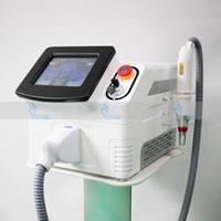 yag laser ce großhandel-Picosekunden-Laser-Tätowierungs-Abbau Q-Schalter-Laser-Behandlungs-Belichtungs-Maschine 1064nm 532nm 755nm 1320nm Pigment-Akne-Abbau-Haut-Verjüngung