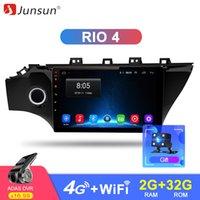 telefone celular android venda por atacado-carro dvd Junsun 4G LTE Android 8.1 Rádio 2G + 32G Car Multimedia Video Player GPS de navegação 9