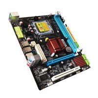 Wholesale lga 775 motherboards for sale - Group buy High Compatibility P45 Computer Motherboard Fast Ethernet Mainboard LGA Dual Board DDR3 Support L5420 Computer Accessory