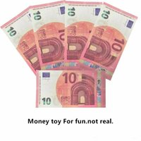 Wholesale sports props for sale - Group buy IN Prop euro Money Fake Euros Fake Money counting Kids money for movie film video