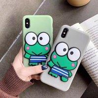 ingrosso telefono di rana-Frog patch tpu custodia per telefono per PC armatura custodia protettiva per telefono in tpu anti-shock per iPhone