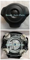 volante vw golf mk6 al por mayor-Airbag SRS completo para VW Golf 6 MK6 Airbag volante con logotipo Envío gratis