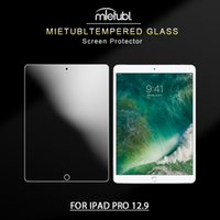 Wholesale The bigger inch iPad Pro Tablet Protective Film Cuvred Edge Screen Protector for iPad