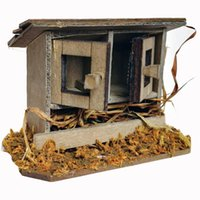 ingrosso miniatura di rement-G05-X5126 bambini regalo del bambino Giocattolo 1:12 Dollhouse mini Mobili in miniatura accessori rement nido di pollo simulato 1 pz