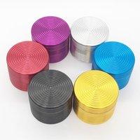 цветные кольца оптовых-4-слойный дымогенератор 55 для металлического кольца из цветного алюминиевого сплава