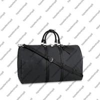 Wholesale casual luggage resale online - M40569 M56711 N41349 BANDOULIERE Travel totel luggage total genuine cow leather shoulder patch purse handbag shoulder bag
