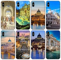 Wholesale italy case resale online - TongTrade Perfect Vatican City State Rome Italy Colorful Cute Case For iPhone Pro Max X XS s s s s s Samsung A8 S9 Xiaomi Case