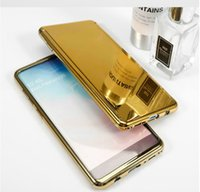 Wholesale clone phones dual cameras india resale online - Android phone S10 Clone quot max Punch hole Full Screen HD Curved D Glass G LTE Octa Core MP lanyard