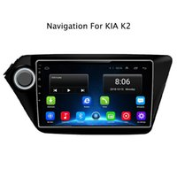 Wholesale 9 quot G RAM G ROM car dvd player android For Kia K2 with sim card slot radio gps navigation stereo