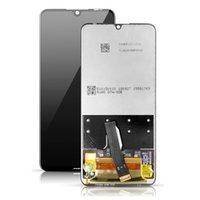 huawei lcd cam toptan satış-Huawei Nova 4e MAR-LX1M MAR-LX2 modeli için Huawei P30 Lite LCD Dokunmatik Ekran Sayısallaştırıcı Değiştirme Cam Panel Kurul İçin