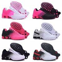 ingrosso nz gialla-Nuovo Shox consegnare 809 uomini donne Air Running Shoes all'ingrosso famoso DELIVER OZ NZ Mens atletico Sneakers Sport scarpe da corsa 36-46