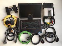 Wholesale Best price For D ell e6420 Diagnosis Laptop work for b mw icom next and mb star c5 complete set