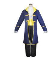 kostüm tier großhandel-Beast Prince Cosplay Kostüm Stage Kostüm Performance Kostüm Holiday Kleid Prince COS Kleidung